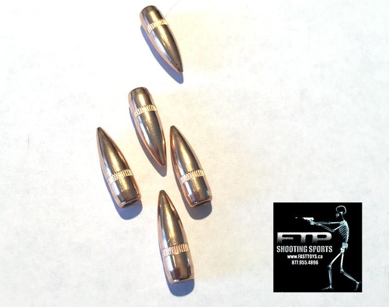 CamPro 223 55 GR FMJ Bullets 1000 Box