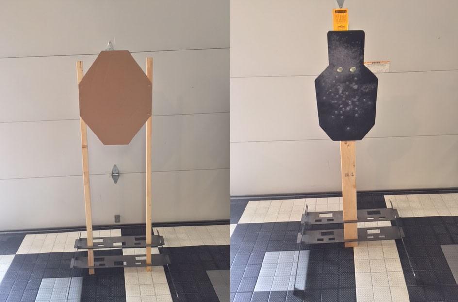 FTP Fold Flat Target Shooting Stand