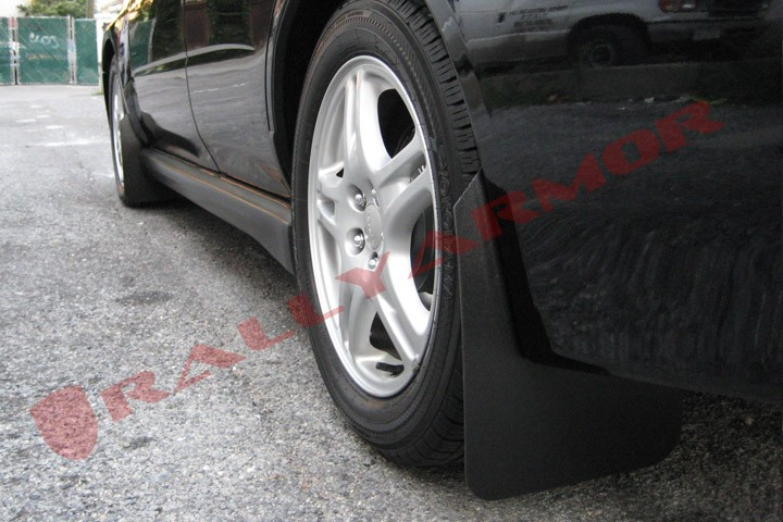Rally Amor 02-07 Subaru WRX & STI Basic Mud Flaps