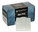 Federal Small Pistol Primers - Box 1000