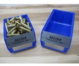 Inline Fabrication Standard Size Bin Barriers