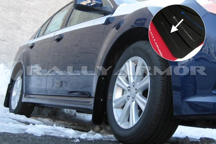 Rally Armor 2010 Subaru Legacy Urethane Mud Flaps