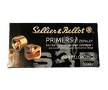 Sellier & Bellot Small Pistol Primers - Box 1000