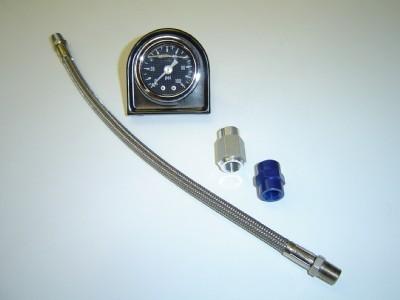 Metco Fuel Pressure Regulator Guage MFP0002