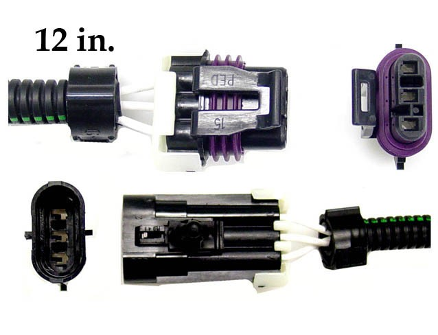 "Caspers GM 3 Pin MAF 12"" Extension - 109022"