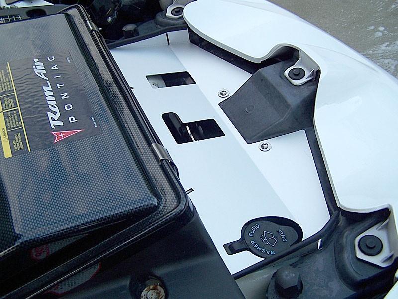 JAAM WS6 Ram Air Kit For 98-02 Firebird  WS6