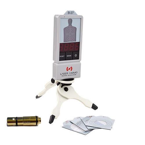 FTP Laser Target Package