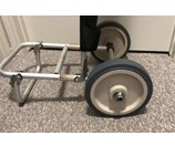 FTP DAA Range Cart Wheel Upgrade Kit