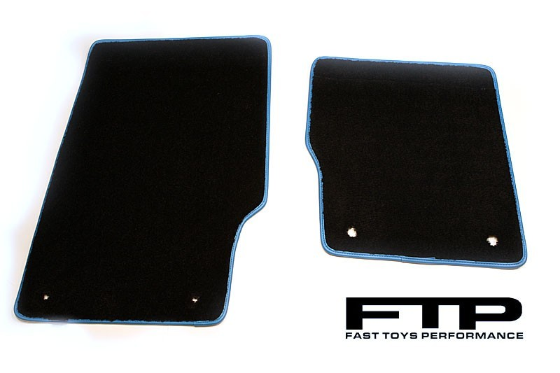 FTP Premium Elise & Exige Standard Length Floor Mat Set