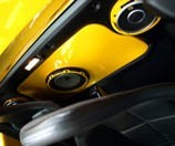 Lotus Elise & Exige Custom Painted Subwoofer Enclosure
