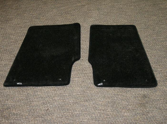 FTP Lightweight Lotus Elise & Exige Floor Mat Set w/ Foot Rest Delete