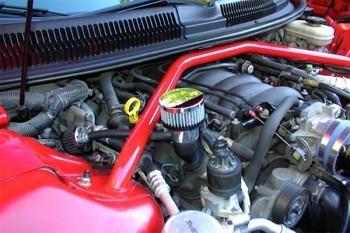 Meto Valve Cover Breather For 93-97 LT1 Camaro/Firebird MBR0002