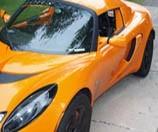 Lotus Elise Painted Side Scoop Kit