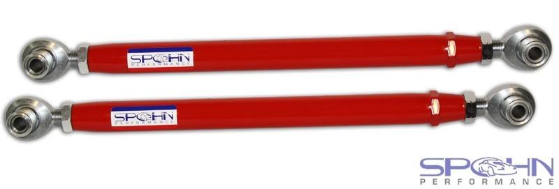 Spohn Spherical Adjustable Tubular Lower Control Arms - 203