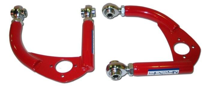 Spohn 93-02 Fbody Tubular Upper A-Arms w/ Rod Ends - 743