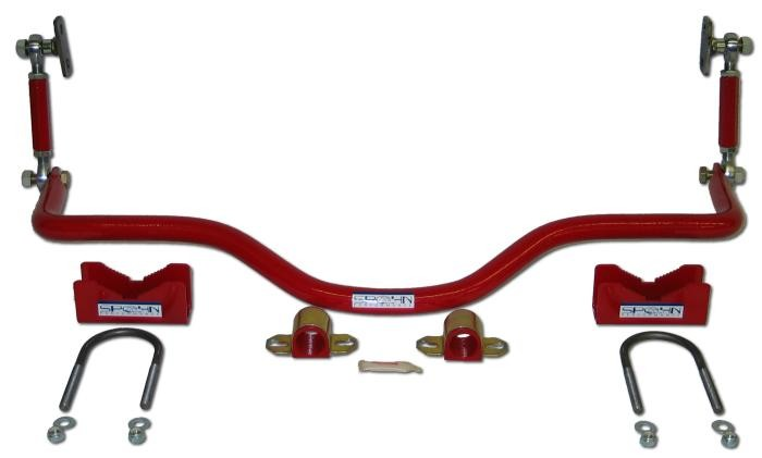 Spohn 82-02 Camaro/Firebird Pro Series Rear Drag Sway Bar