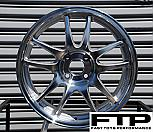 Rota Torque Lotus Elise & Exige Full Royal Siver 16/17 Wheel Set
